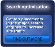 Search optimisation for new businesses